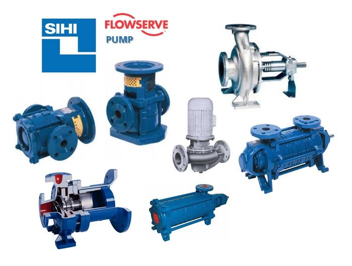 Supplier SIHI FLOWSERVE Pump