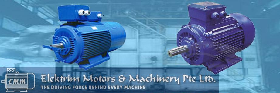 Supplier EMM Elektrim Motor